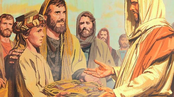 Yesus Memberi Makan 5000 orang (Foto: Reddit.com)