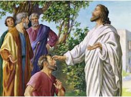 Yesus Menyembuhkan Orang Buta